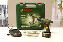 Bosch PSB 18 LI-2 Akkuschrauber Lieferumfang