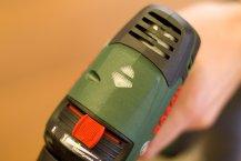 Bosch PSR 14,4 LI-2 Akkuschrauber Praxistest - Zusatzfunktionen
